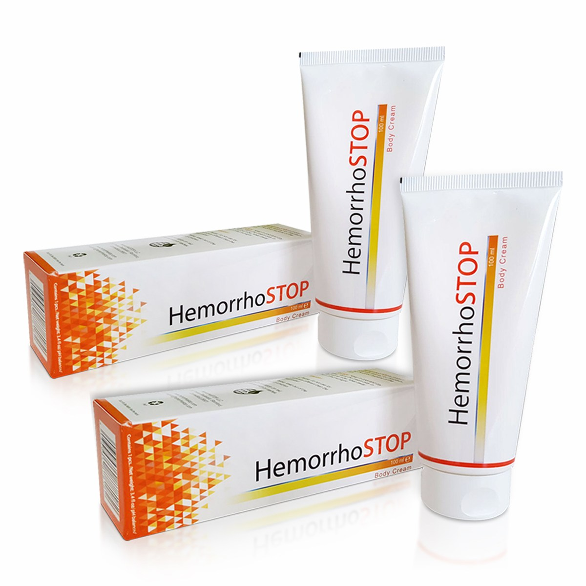 Hemorrhostop Cream - ดีไหม - คืออะไร - วิธีใช้ - review